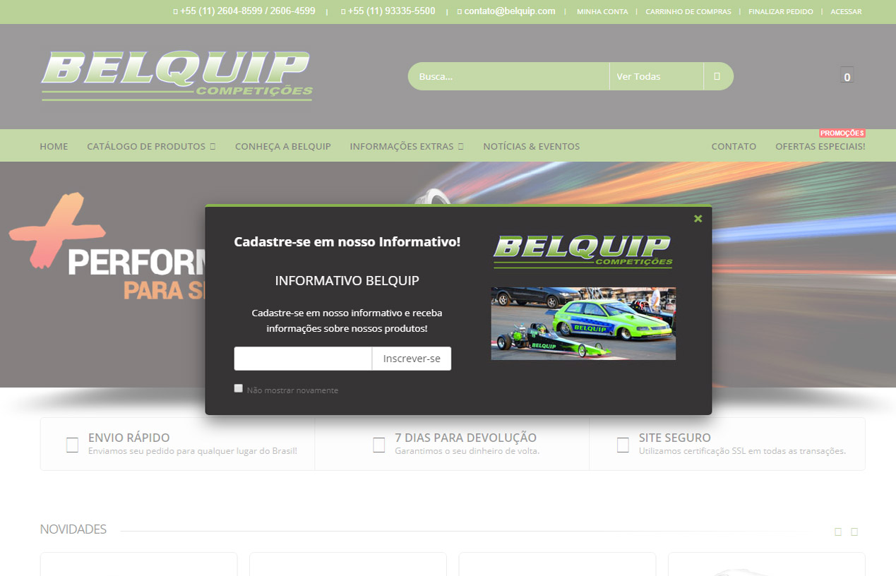 Belquip Competições