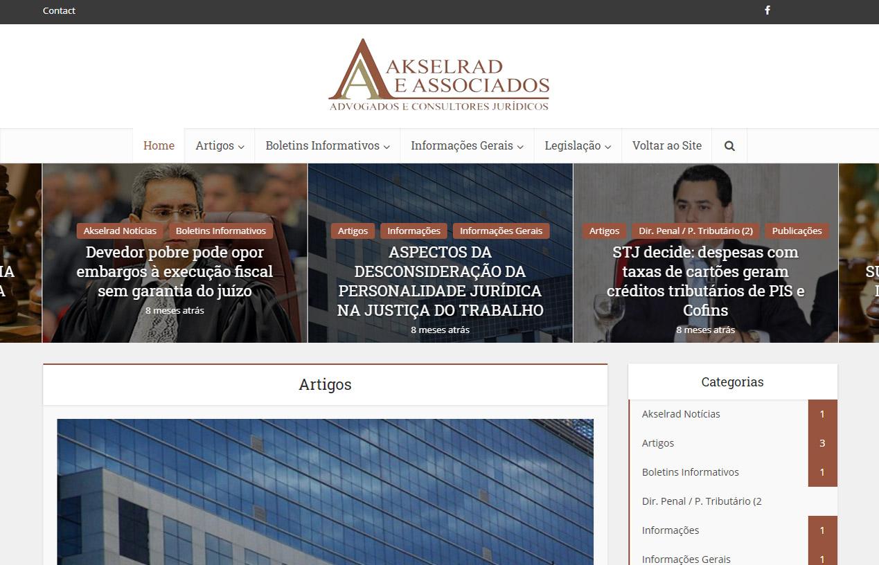 Akselrad Advogados Blog