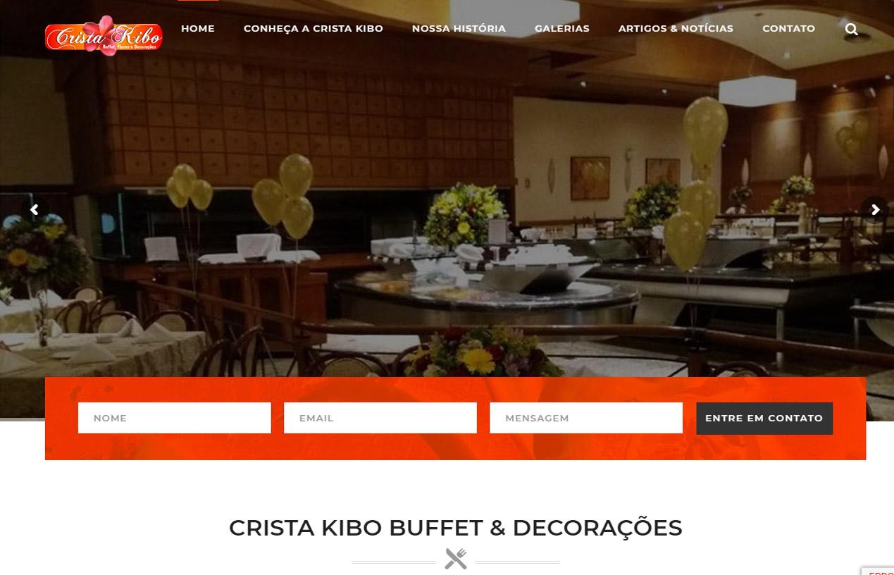 Crista Kibo Buffet e Decorações