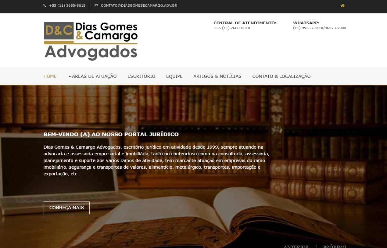 Dias Gomes & Camargo Advogados