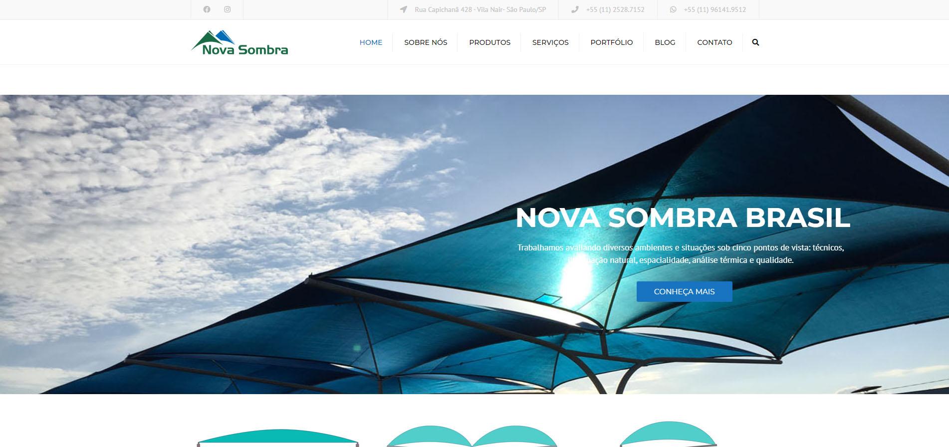 Nova Sombra Brasil